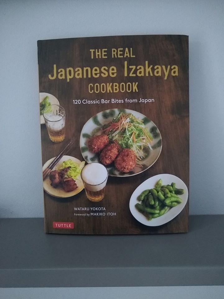 The Real Japanese Izakaya Cookbook has loads of amazing recipes for people who want to cook Japanese food at home.
